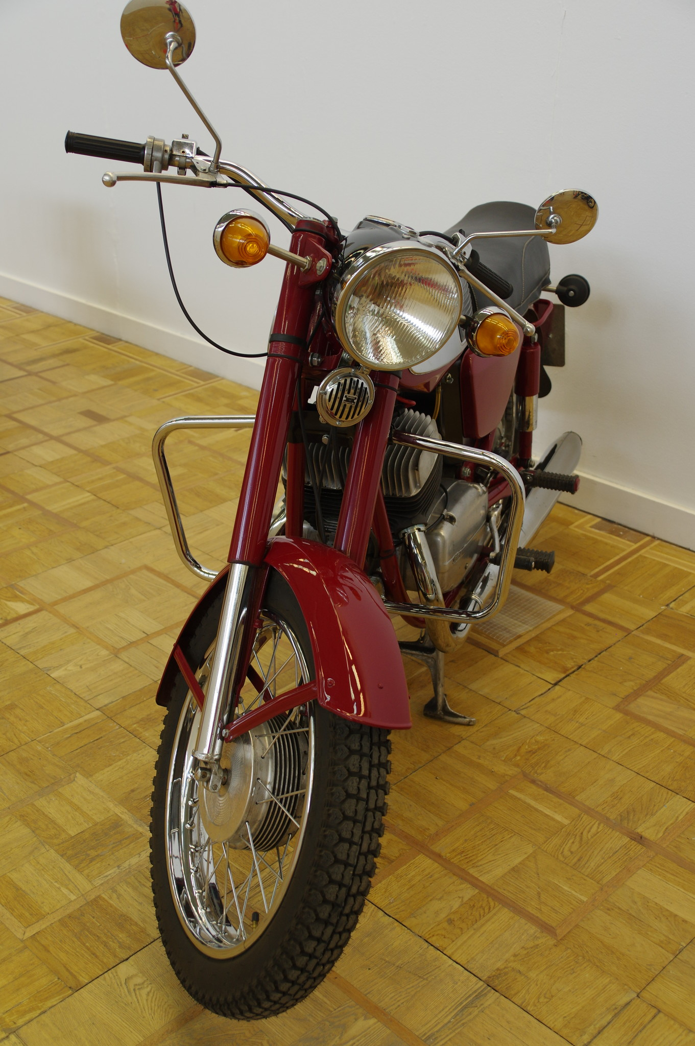 Мотоцикл Ява 350 634-01