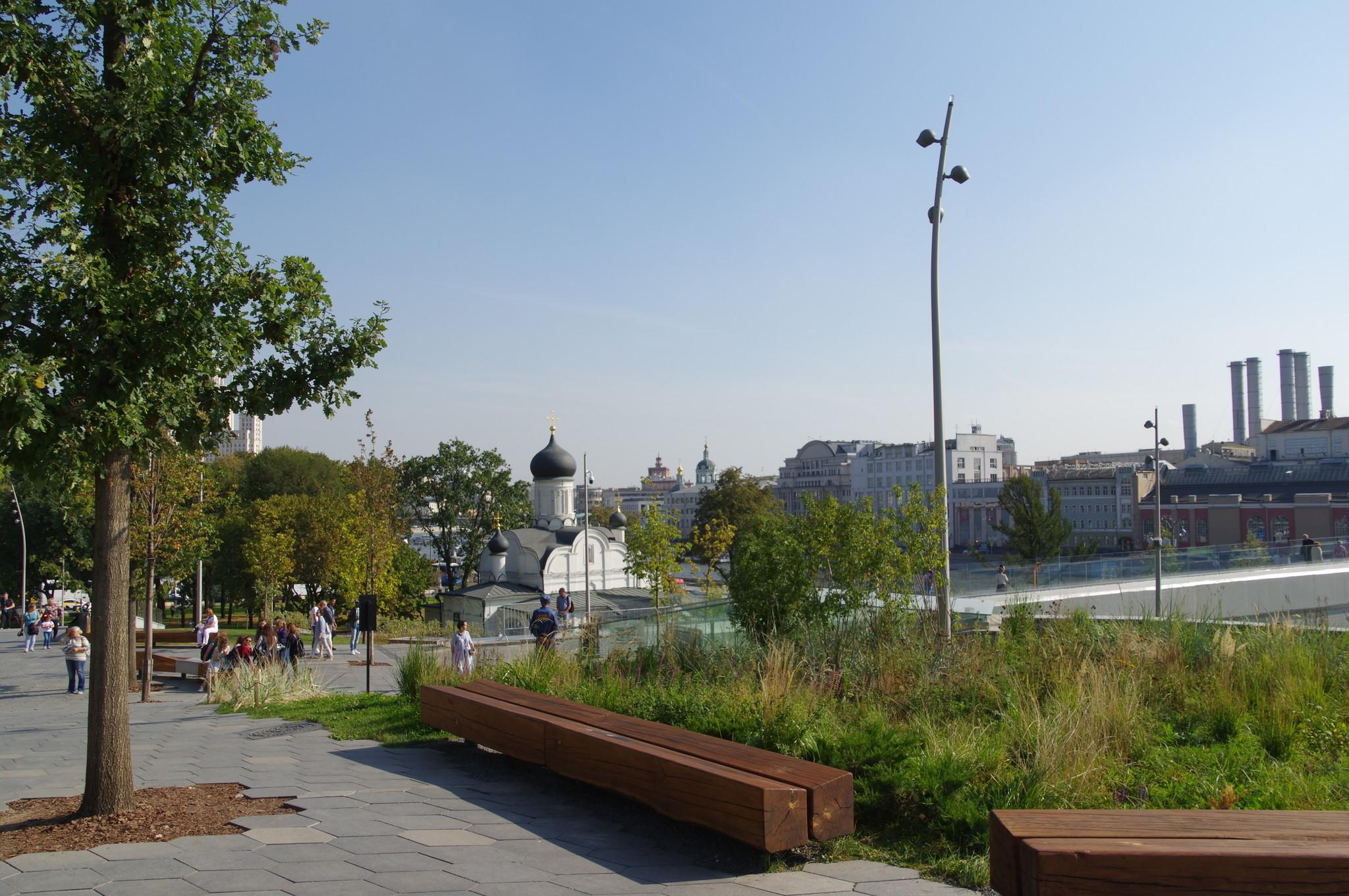 Парк «Зарядье»