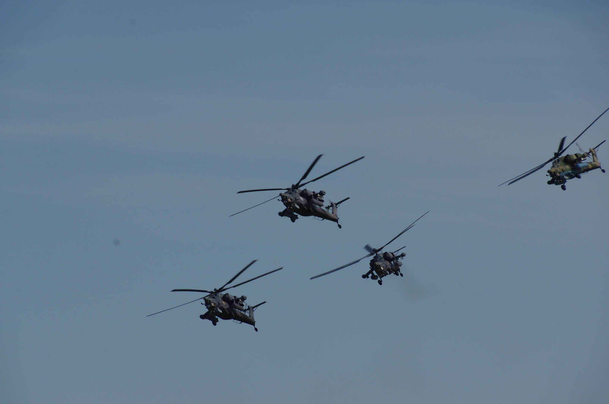 Пилотажная группа «Беркуты»