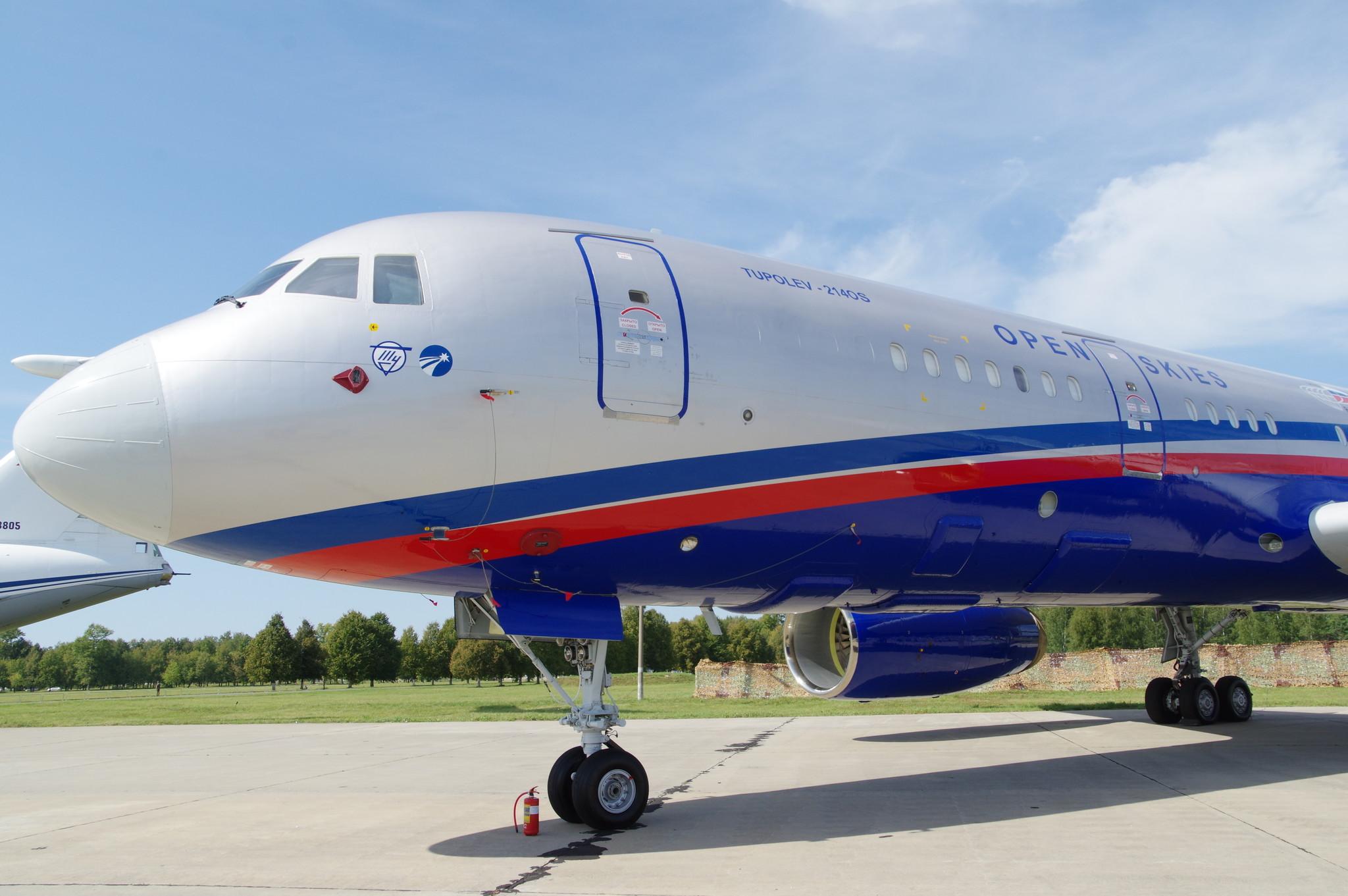 Самолёт специального назначения авиационного наблюдения Ту-214ОН