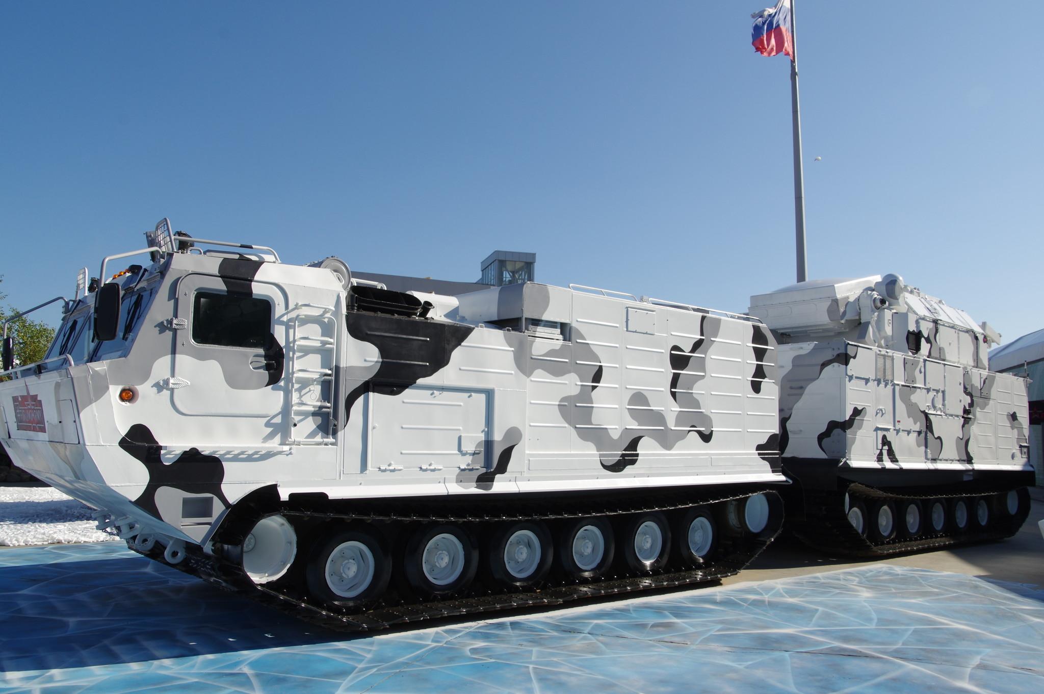 Зенитный ракетный комплекс 9К 331МДТ («Тор-М2ДТ»)