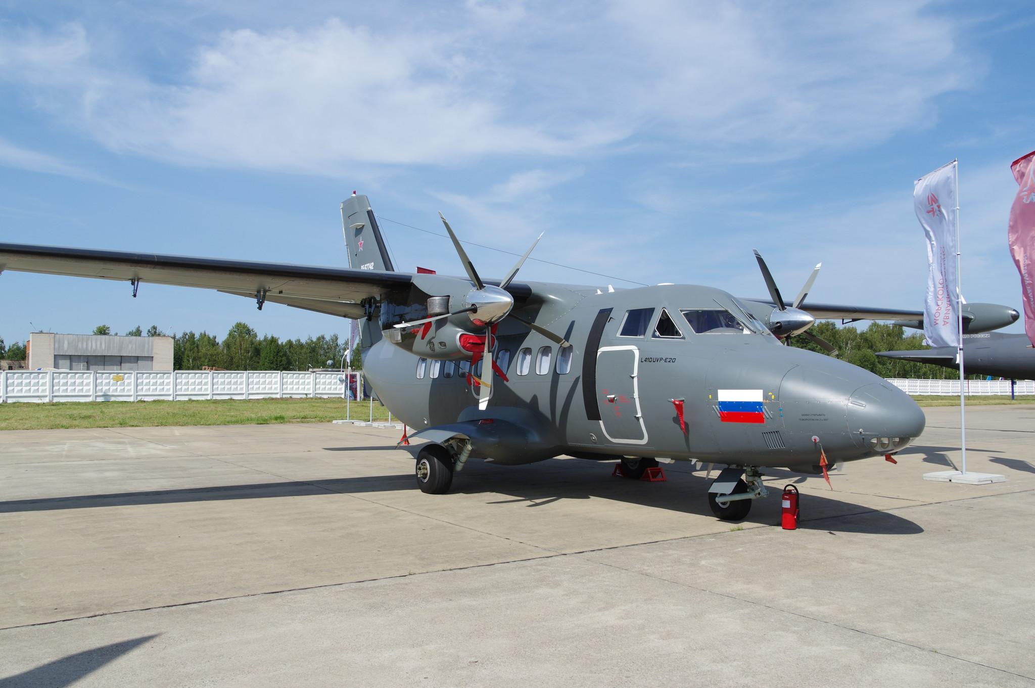 Самолёт L-410 UVP-E20