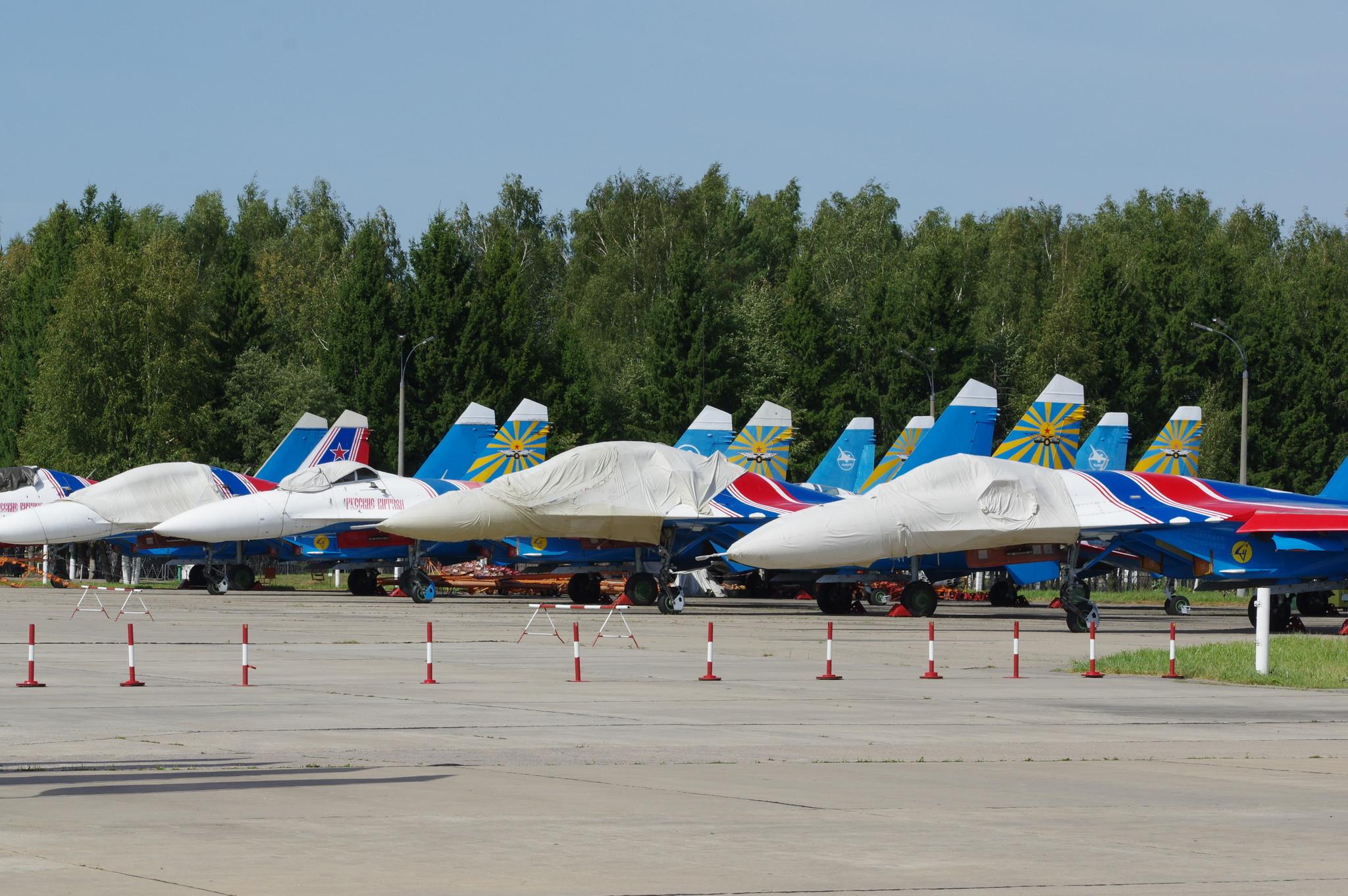 Авиационная группа высшего пилотажа «Русские витязи»