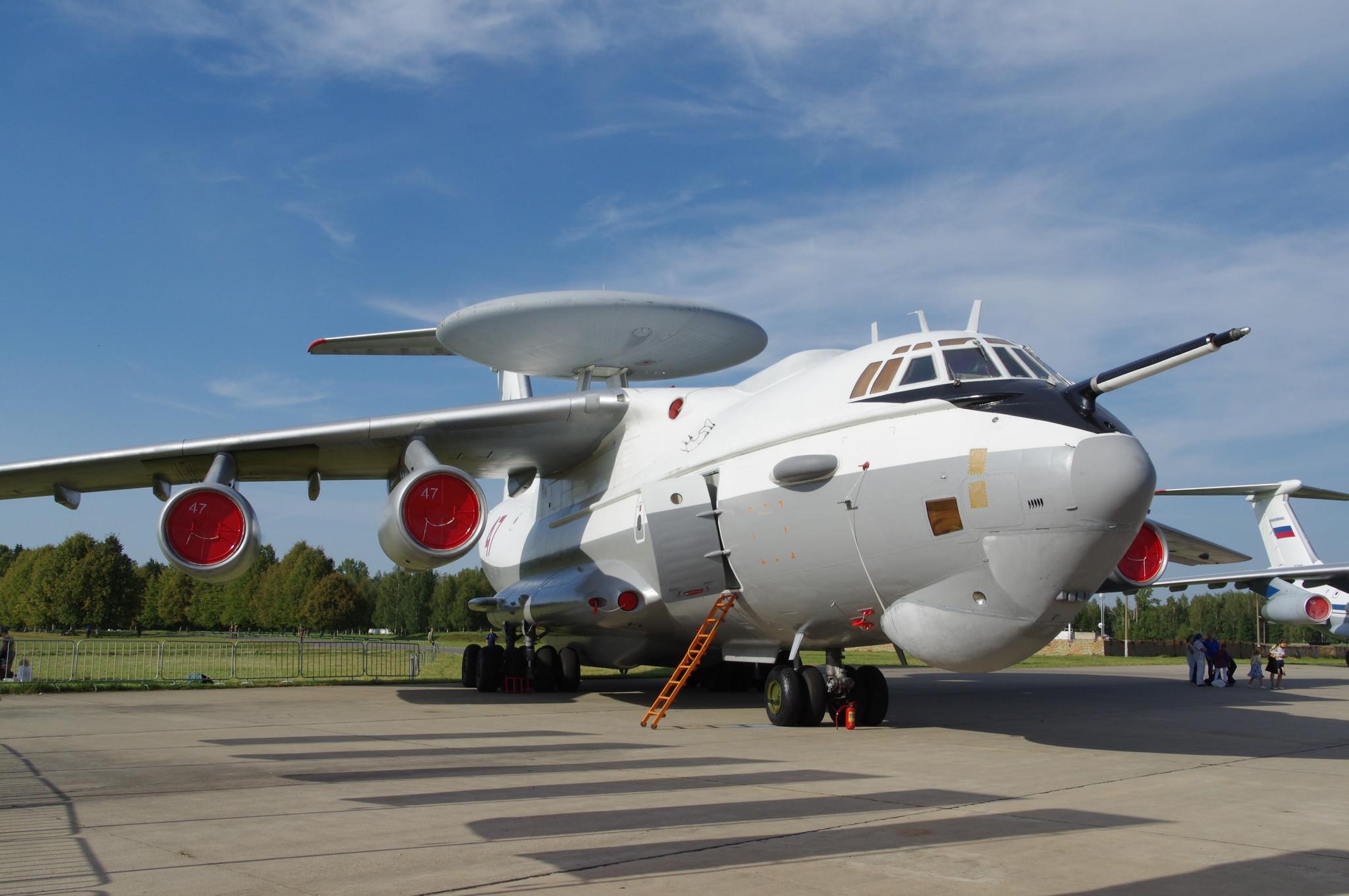 Самолёт дальнего радиолокационного обнаружения и управления А-50