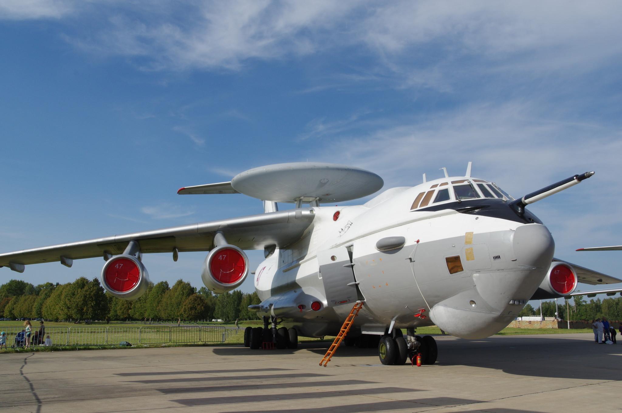 Самолёт дальнего радиолокационного обнаружения и управления А-50У
