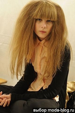 Как сделать начес на длинные волосы самой фото 306