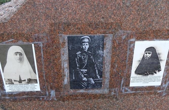 11 ноября на Братском некрополе героев Первой мировой войны открыли восстановленную надгробную плиту на месте погребения сестры милосердия Любови Константиновой. H-358