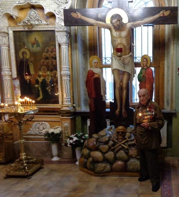 11 ноября на Братском некрополе героев Первой мировой войны открыли восстановленную надгробную плиту на месте погребения сестры милосердия Любови Константиновой. H-364