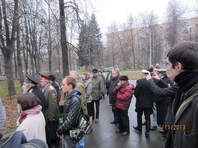11 ноября на Братском некрополе героев Первой мировой войны открыли восстановленную надгробную плиту на месте погребения сестры милосердия Любови Константиновой. H-371