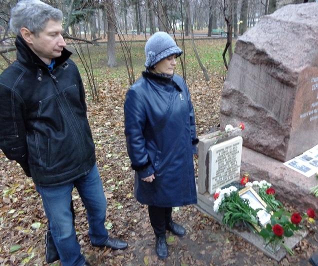 11 ноября на Братском некрополе героев Первой мировой войны открыли восстановленную надгробную плиту на месте погребения сестры милосердия Любови Константиновой. H-374
