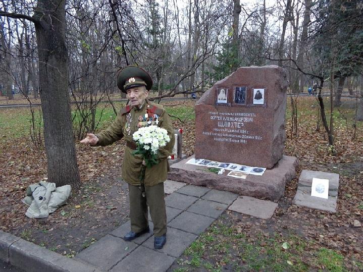 11 ноября на Братском некрополе героев Первой мировой войны открыли восстановленную надгробную плиту на месте погребения сестры милосердия Любови Константиновой. H-384