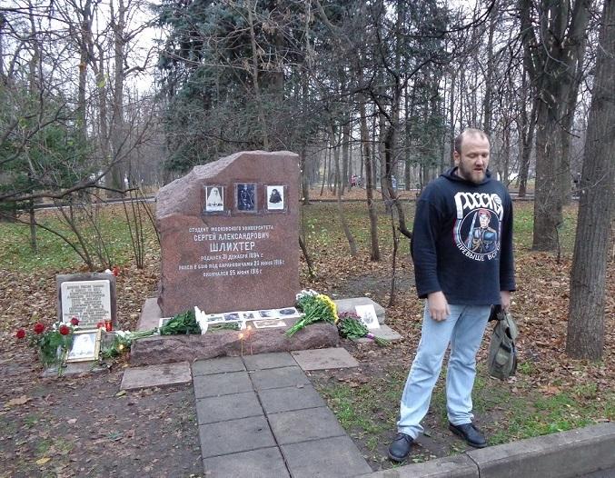 11 ноября на Братском некрополе героев Первой мировой войны открыли восстановленную надгробную плиту на месте погребения сестры милосердия Любови Константиновой. H-390