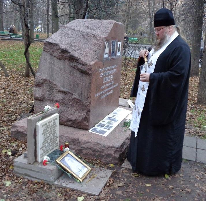 11 ноября на Братском некрополе героев Первой мировой войны открыли восстановленную надгробную плиту на месте погребения сестры милосердия Любови Константиновой. H-398