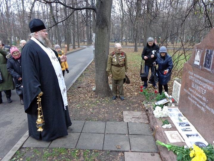 11 ноября на Братском некрополе героев Первой мировой войны открыли восстановленную надгробную плиту на месте погребения сестры милосердия Любови Константиновой. H-399