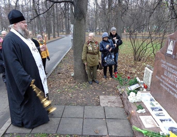 11 ноября на Братском некрополе героев Первой мировой войны открыли восстановленную надгробную плиту на месте погребения сестры милосердия Любови Константиновой. H-400