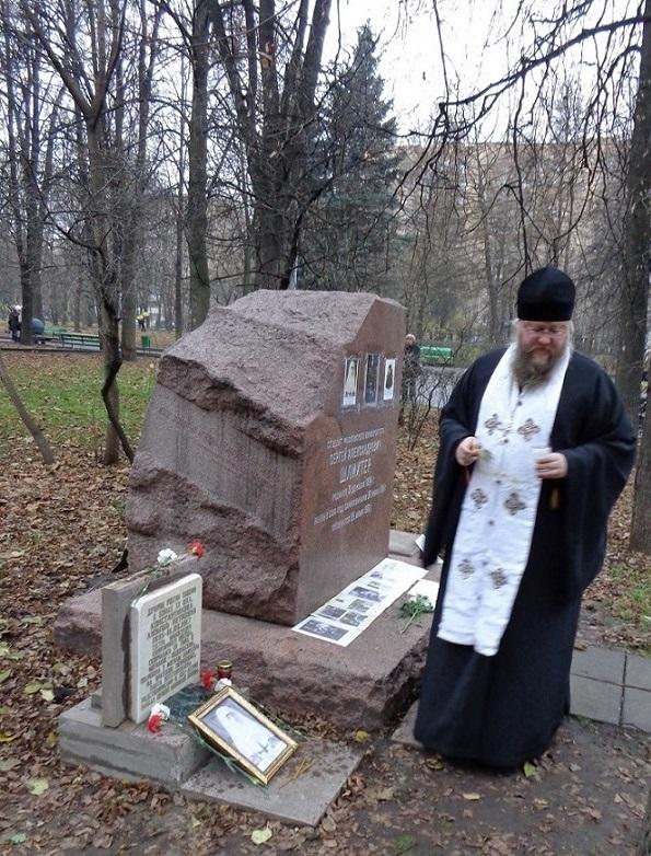 11 ноября на Братском некрополе героев Первой мировой войны открыли восстановленную надгробную плиту на месте погребения сестры милосердия Любови Константиновой. H-405