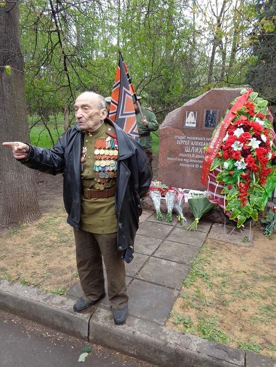 При участии Министерства культуры РФ на Братском кладбище героев войны 1914-1918 годов открыли надгробную плиту Сестрам милосердия Ольге Шишмаревой и Вере Семеновой. H-504