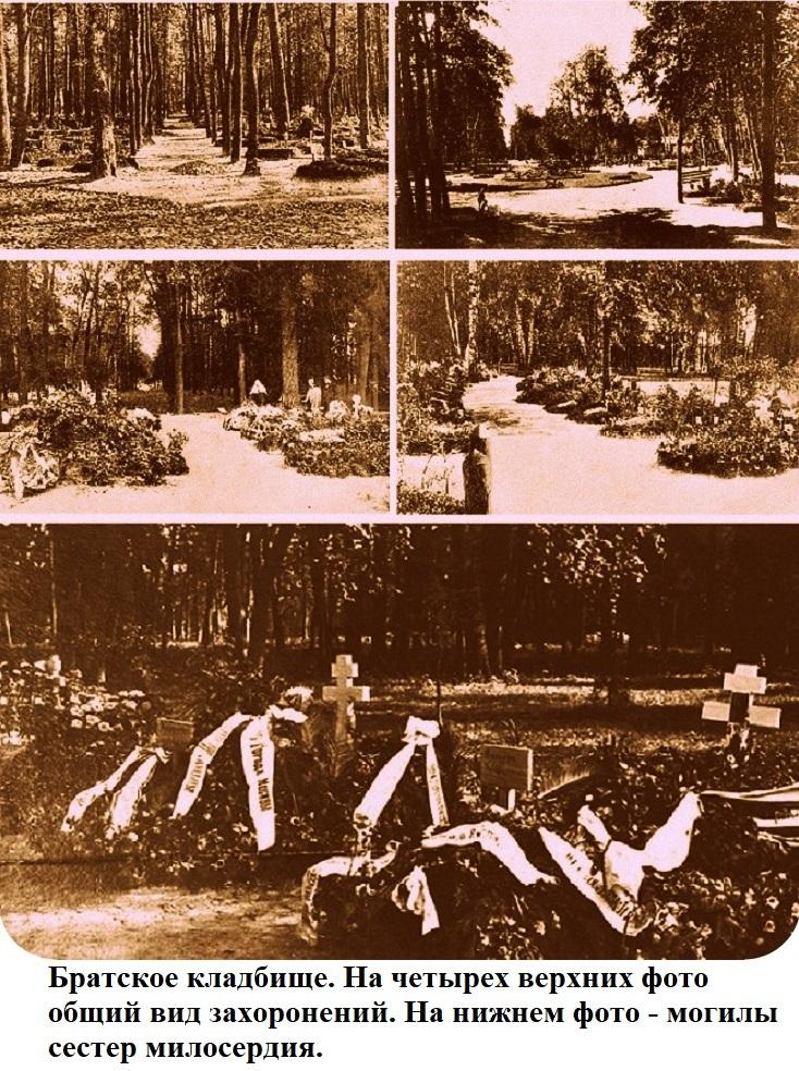 """В """"день города"""" на Братском кладбище провели мероприятие в память жертв """"Красного террора"""" и массовых репрессий. H-558"""