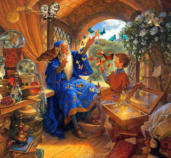 Как стать волшебником