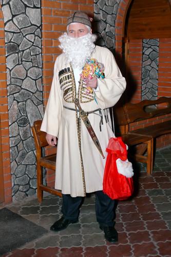 крючок кавказский дед мороз фото свое лицо можно