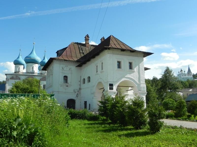 Город Гороховец, Владимирская область - часть первая.