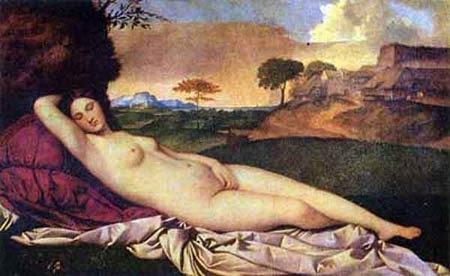 неземной красоты обнаженное женское тело