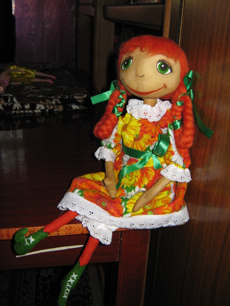 Сшить куклу своими руками выкройка фото