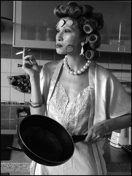 Смешные картинки со сковородкой