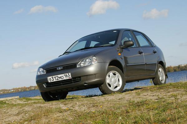 Новые автомобили до 350000 рублей