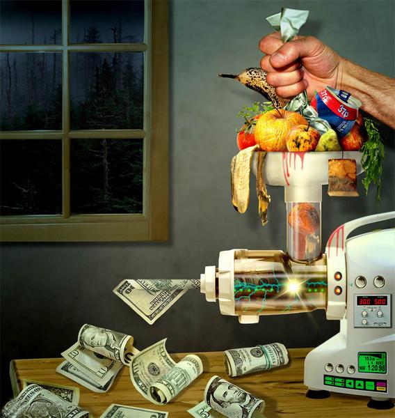 Прикольные креативные картинки за все надо платить