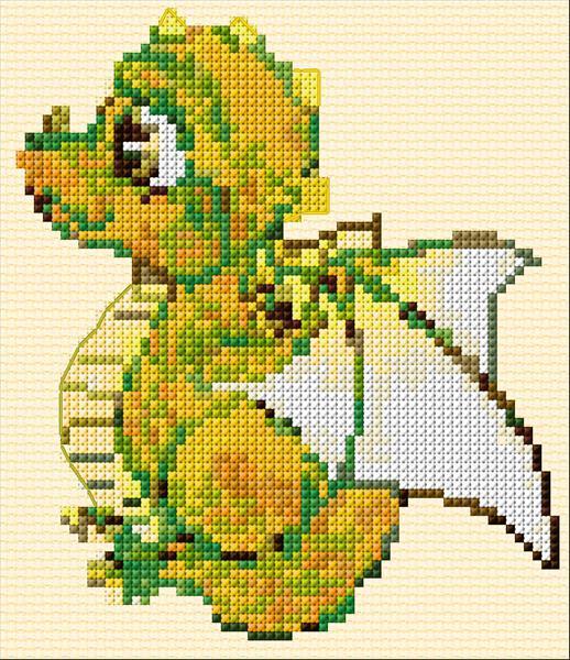 Схема вышивки год дракона фото 906