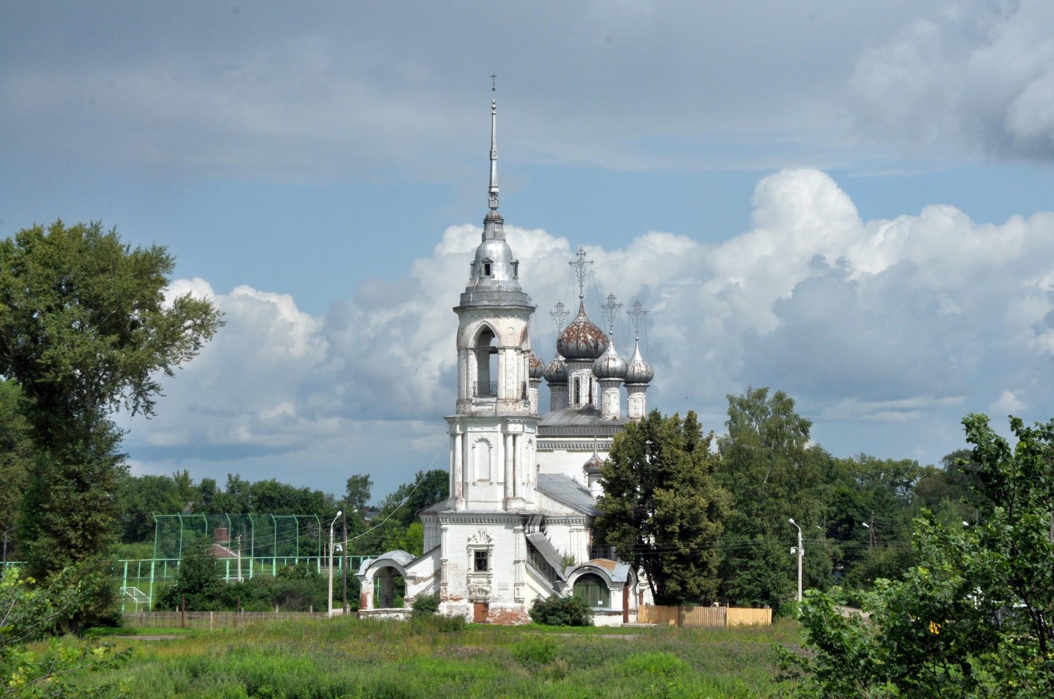 Вологда. Фото | Вологодская область