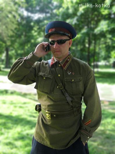 """Фильм """"Брестская крепость"""". Семь фото со съемочной площадки."""