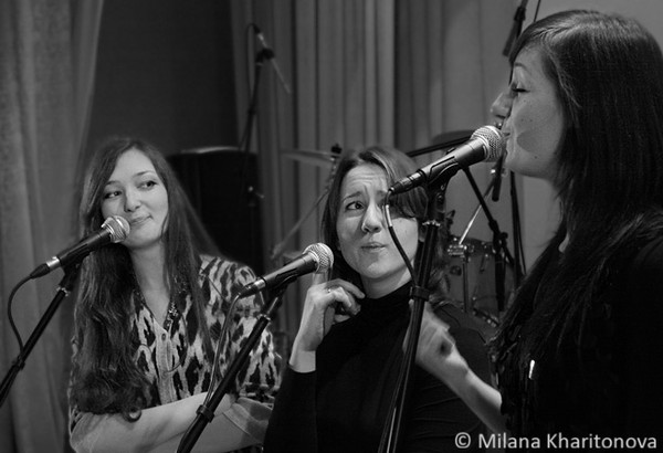 Презентация нового альбома группы САДЪ. «САДЪ» предъявил «Билетик». + Большой фоторепортаж