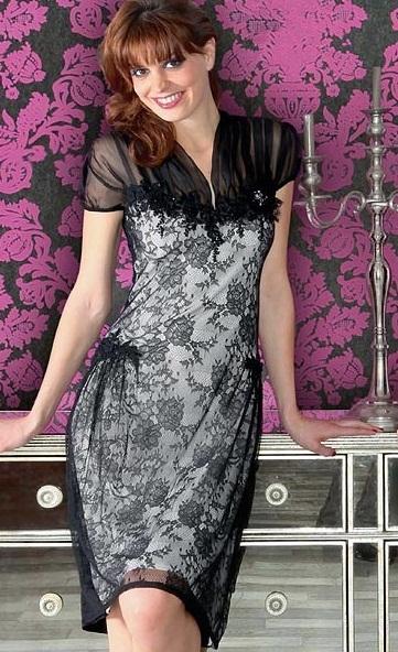 Вечернее платье...