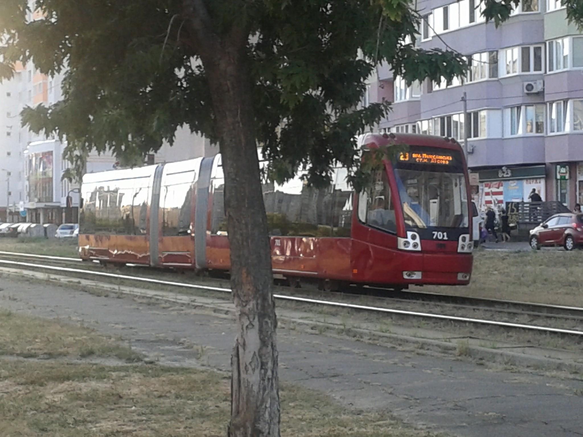 Новый трамвай украинского производства передадут Киеву на тестирование - Цензор.НЕТ 9466