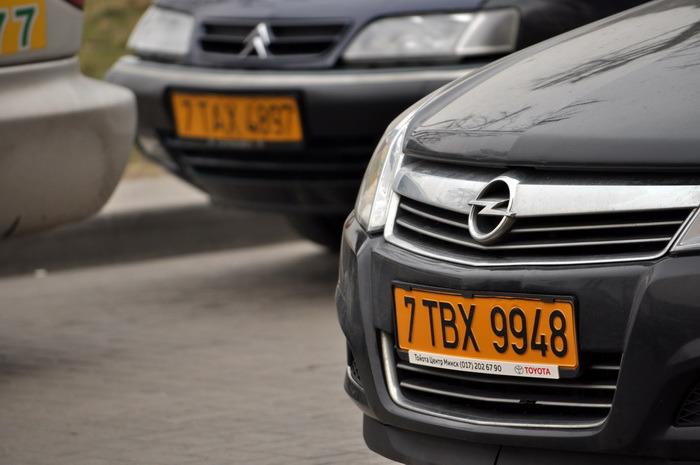 Таксисты договариваются на секс