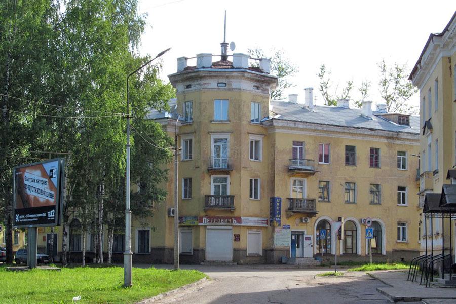 фотографии города бокситогорск