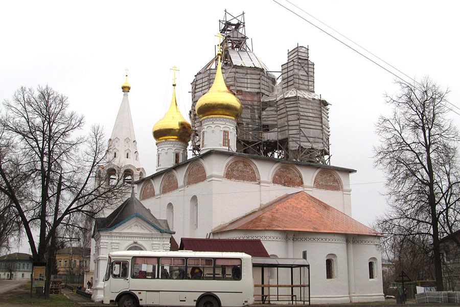 Gorokhovets: One of the Best Tourist Attractions in Russia