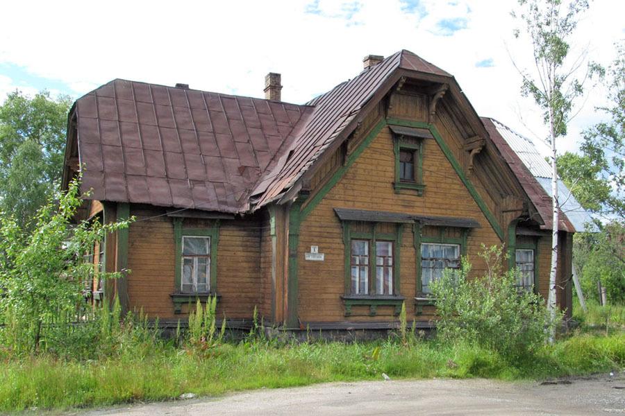 Няндома (станция) — Википедия | 600x900