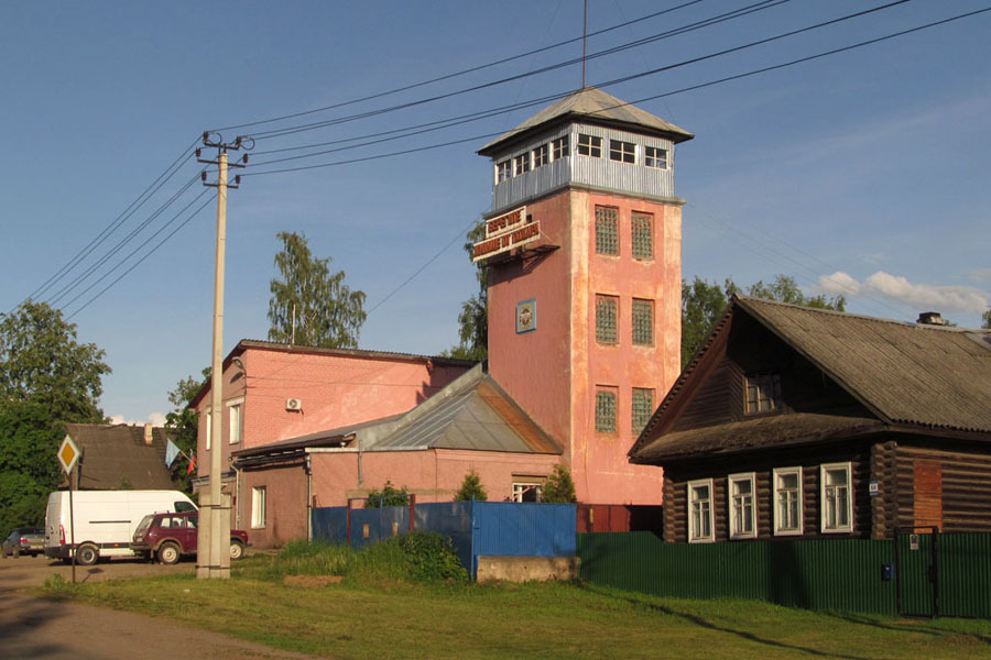 раздевались, чтобы старые фото города пестово новгородской области этих слов слышал