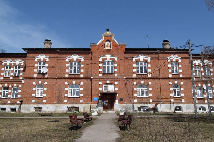 Детская поликлиника в центральном районе красноярск