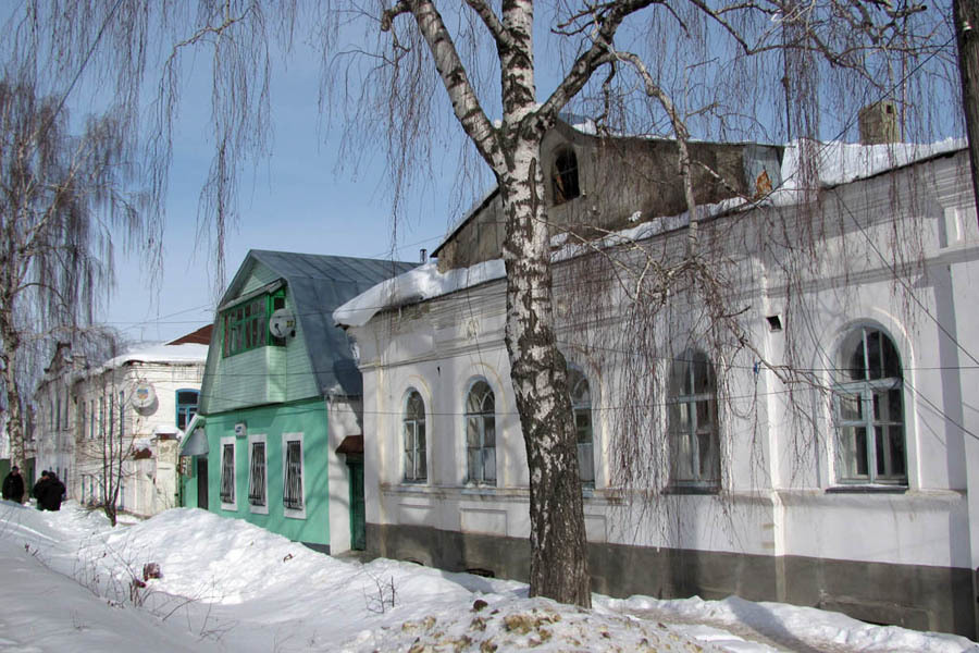 Город моршанск во времена оттепели фото
