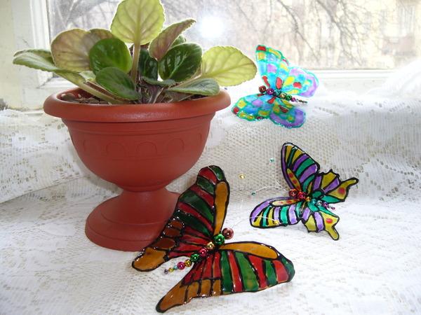 Как нарисовать шаблон бабочки Учитесь рисовать.
