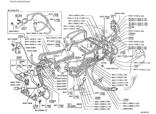 ae85 electrical diagramm
