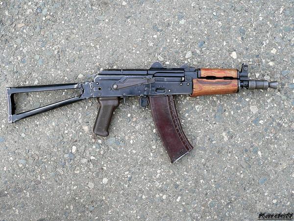 Spetsnaz AKS-74U