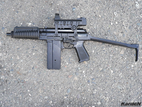 9A-91 shortened assault rifles, photo 1