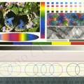 принтерная печать по ткани: полиэстер / шёлк