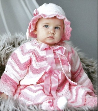 носки вязание для девочки
