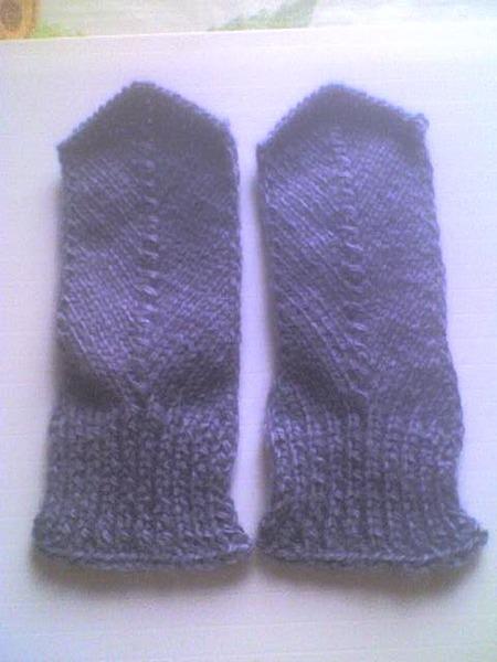 вяжем варежки рукавички перчатки митенки варежки часть 2